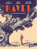 Couverture Ravel, un imaginaire musical