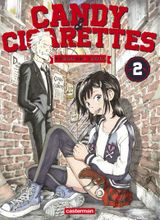 Couverture Candy & Cigarettes, tome 2