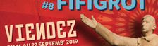 Cover Fifigrot #8 (2019) - Festival International du Film Grolandais de Toulouse