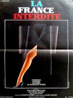 Affiche La France Interdite