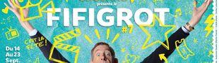 Cover Fifigrot #7 (2018) - Festival International du Film Grolandais de Toulouse