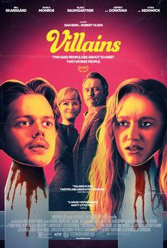 Affiche Villains