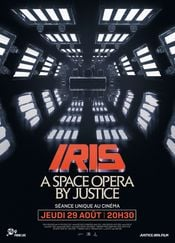 Affiche IRIS: a Space Opera by Justice