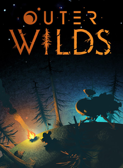 Jaquette Outer Wilds