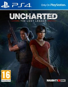 Jaquette Uncharted: The Lost Legacy