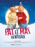 Affiche Pat et Mat en hiver