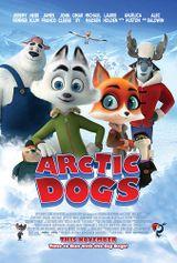 Affiche Arctic Dogs