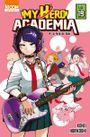 Couverture La Fête de Yuei - My Hero Academia, tome 19