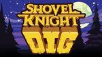 Jaquette Shovel Knight Dig