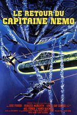 Affiche Le Retour du capitaine Nemo