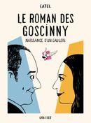 Couverture Le roman des Goscinny