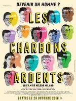 Affiche Les Charbons ardents