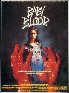 Affiche Baby Blood