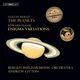 Pochette Holst: The Planets / Elgar: Enigma Variations