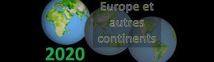 Cover Top 30 BD 2020 selon mes éclaireurs : Europe et autres continents