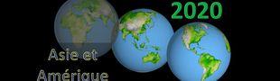 Cover Top 30 BD 2020 selon mes éclaireurs : Asie et Amérique
