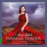 Pochette Amor fatale: Rossini Arias