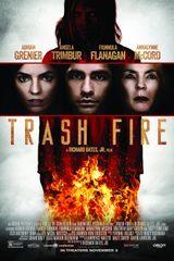 Affiche Trash Fire