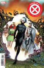 Couverture House of X (2019 - Present)