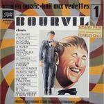 Pochette Du music-hall aux vedettes, volume 1 : Bourvil