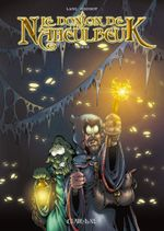 Couverture Le Donjon de Naheulbeuk, tome 18