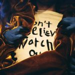 Pochette Don't Believe Watch Out