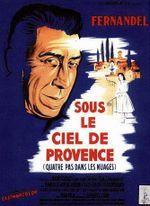 Affiche Sous le ciel de Provence