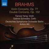 Pochette Violin Concerto, Op. 77 / Double Concerto, Op. 102