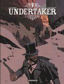 Couverture L'Indien blanc - Undertaker, tome 5