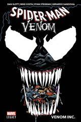 Couverture Venom Inc. - Marvel Legacy : Spider-man / Venom