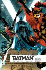 Couverture Batmen Eternal - Batman : Detective Comics (Rebirth), tome 7