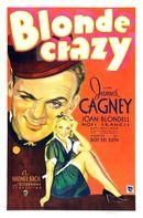 Affiche Blonde Crazy