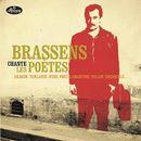 Pochette Brassens chante les poètes