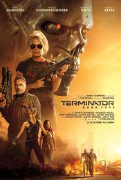 Affiche Terminator : Dark Fate