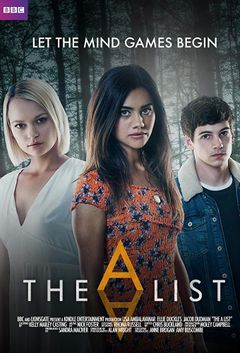 Affiche The A List