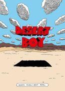 Couverture Desert Boy