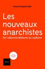 Couverture Les nouveaux anarchistes