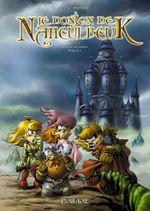 Couverture Troisième saison, partie 1 - Le Donjon de Naheulbeuk, tome 7