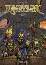 Couverture Deuxième saison, partie 3 - Le Donjon de Naheulbeuk, tome 5