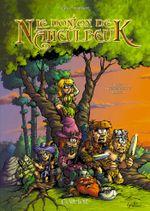 Couverture Deuxième saison, partie 1 - Le Donjon de Naheulbeuk, tome 3