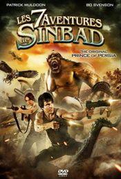 Affiche Les 7 Aventures de Sinbad