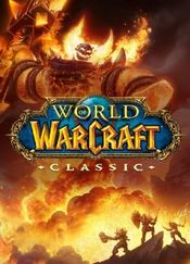 Jaquette World of Warcraft : Classic