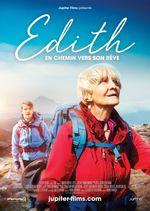 Affiche Edith, en chemin vers son rêve