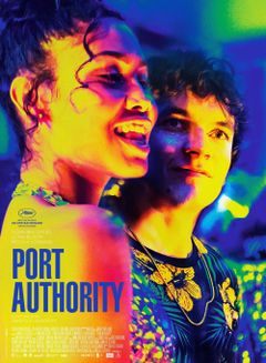 Affiche Port Authority
