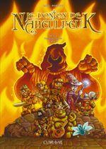 Couverture Première saison, partie 2 - Le Donjon de Naheulbeuk, tome 2