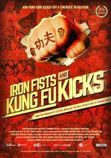Affiche Iron Fists and Kung Fu Kicks