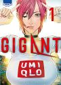 Couverture Gigant, tome 1