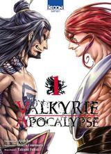 Couverture Valkyrie Apocalypse, tome 1