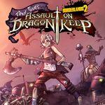 Jaquette Borderlands 2 : Tiny Tina et la Forteresse du Dragon
