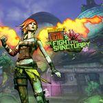 Jaquette Borderlands 2 : Commandant Lilith Et La Bataille Pour Sanctuary